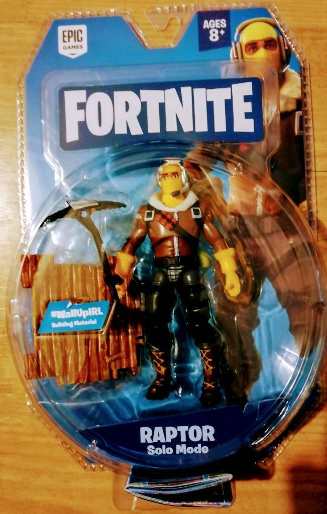 Fortnite Brand New Raptor Action Figure In Gateshead Tyne And