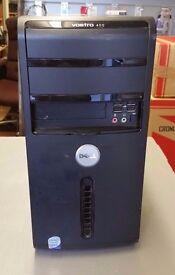 Quick windows 10 PC - Fast Pentium Dual Core 500GB 4GB Dell Vostro 200