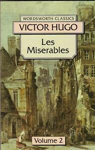 LES MISERABLES Volume 2 ~ Victor Hugo ~ SC 1994 Perth Region Preview