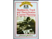 PSL Model Railway Guides 1 & 2 Combined - Baseboards, Track and Electrification & Layout Planning
