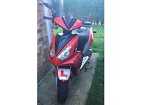 50cc moped for sale low mileage