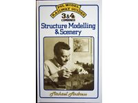PSL Model Railway Guides 3 & 4 Combined - Structure Modelling & Scenery by Michael Andress