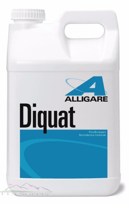 Diquat Aquatic Herbicide (Reward Alternative) - 1 Gallon Shipped Quick