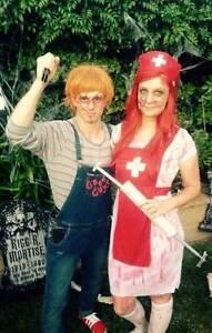 Chucky Halloween Costume Kilkenny Charles Sturt Area Preview