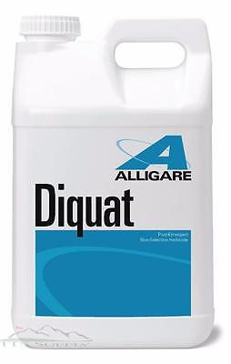 Diquat Aquatic Herbicide  Reward Alternative    2 5 Gallons Shipped Quick