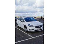 Vauxhall, ASTRA, Hatchback, 2016, Manual, 1399 (cc), 5 doors