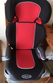 Graco Children's Car Seat and 7 Baby Go Car Seat