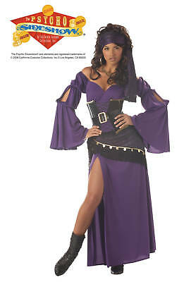 Mystic Gypsy Seductress Adult Costume - Adult Gypsy Costume