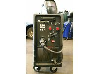 SNAP ON MIG WELDER 187 PRO
