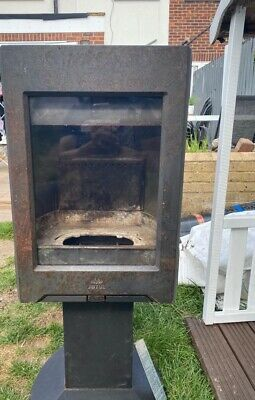 jotul woodburning stove used in good condition