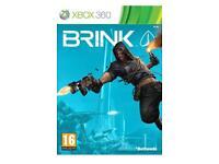 Brink Xbox 360 game new sealed