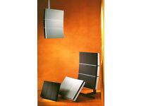Bang & Olufsen, Beovox RL 140 Passive Loudspeakers - design classic, pair of