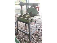 DeWalt BenchSaw 1-2Ph Motor AC