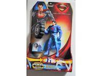 superman man of steel figure