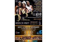 Miss Caribbean UK Reunion & Registration Party