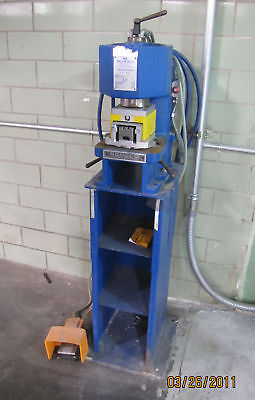 Schuco Window Door Mfr. Pneumatic Press 290-124 999-857
