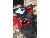 Childs Ride On Starter Kit