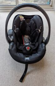 BabyZen BeSafe isize car seat