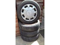 Michelin Treadwear 280 Traction A Temp B Tyres Radial XSE XGreen x4