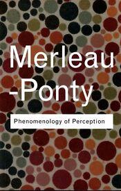 Phenomenology of Perception Book by Maurice Merleau-Ponty