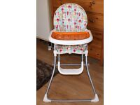 Mamas & Papas - Bon Bon Highchair. Delivery available