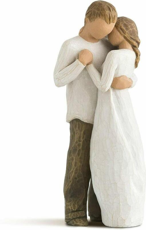 Willow Tree Figurine Promise Wedding Anniversary Love Gift Susan Lordi New!