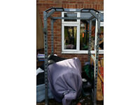 Bodymax Heavy Duty Weights Cage.
