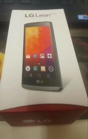 LG LEON MOBILE PHONE **8gb** **NEW**UNLOCKED**