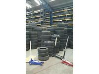 Tyres all sizes all makes BMW tyre specialist