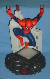 'Spider Man' Electronic Coin Bank (unboxed)