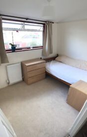 Spacious Small Bedroom Fully Furnished