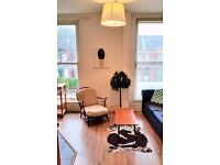 1 bed middle floor flat near Sefton Park & Lark Lane. Newly renovated