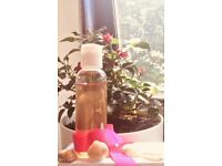 Organic rose water toner