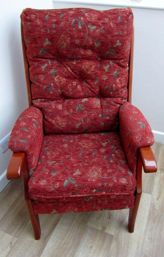 Fireside Chair In Whitchurch Bristol Gumtree