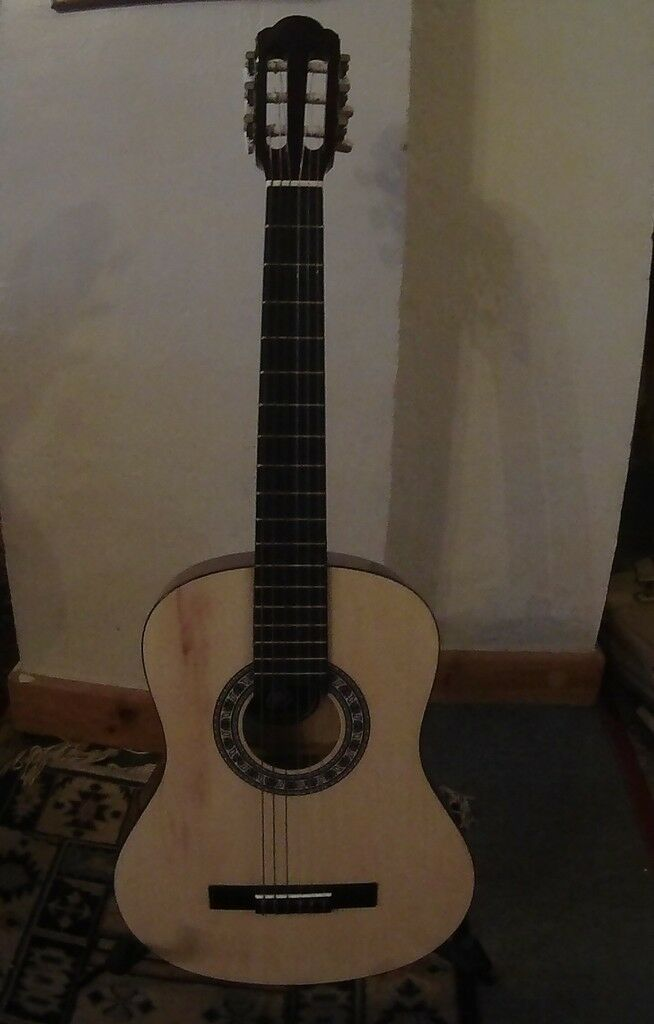 Chord CC12 1/2 size guitar with case £30 o.n.o.
