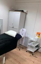 Harley street - therapy room