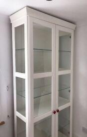 Ikea Liatorp display cabinet