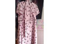 myleen class pink flamingo dress