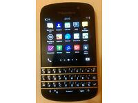 BlackBerry Q10 - 16GB - Black (UNLOCK TO ALL NETWORK) Smartphone