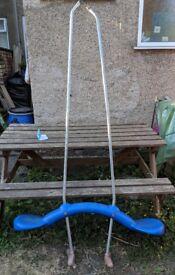 TP skyride tandem swing
