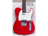 FENDER Japan Telecaster '62 Vintage Reissue Candy Apple Red guitar - MINT! MIJ - CAN POST!