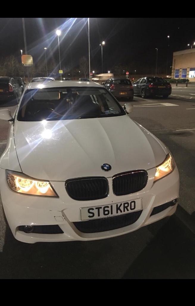 BMW WHITE M SPORT 2011 manual Petrol £7000 ono
