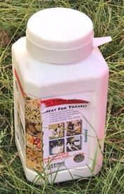 NEW animal food container - 'Vittles Vault Jr' - Air & watertight - Pest free construction