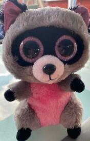 TY Rocco raccoon