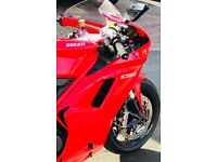 Ducati 1098 2008 08, service history 1 previous owner excellent Italian super bike