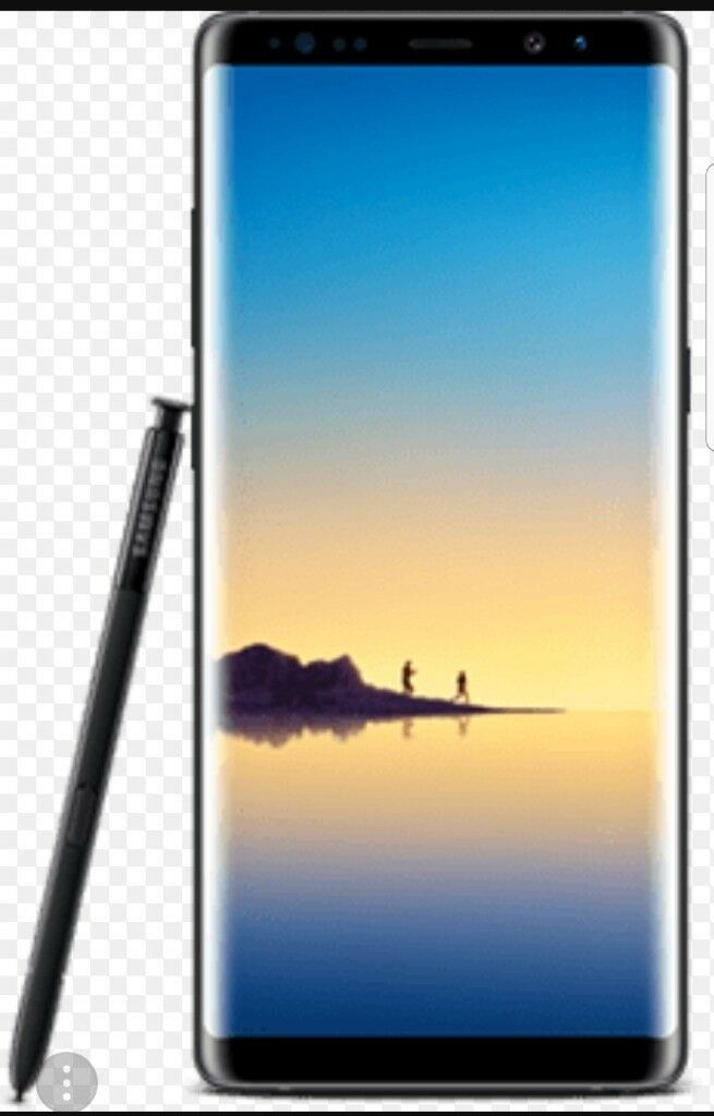 samsung note 8 bran new boxed