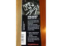 Spod Bucket Adaptor Kit (complete) - CYGNET