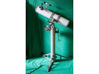 ORION PULSAR TELESCOPE 3ft x 6inch REFLECTOR 3 LENSES +FILTERS+MORE ORIGINAL COST£900
