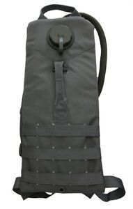 US Military Molle 100 oz 3 Liter Hydration Carrier Backpack with Water Bladder