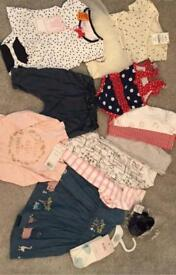 Baby girl clothing bundle or separate items
